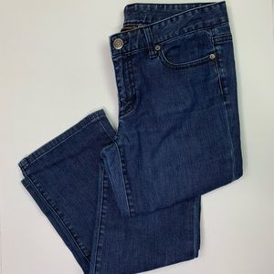 Ann taylor Jeans Lindsay waist size 6